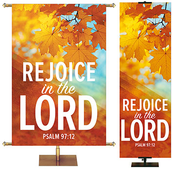 Golden Harvest Church Banner Collection